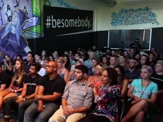 Besomebody Weekend 2014