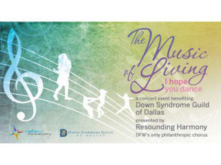 Resounding Harmony presents The Music of Living