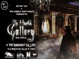 Basement Gallery presents Haunted Gallery