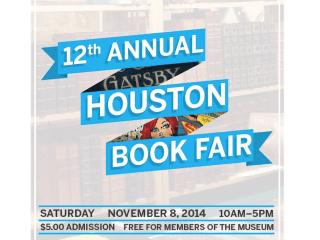 The Printing Museum's 12th Annual Book Fair