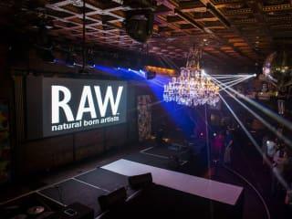 RAW Dallas event