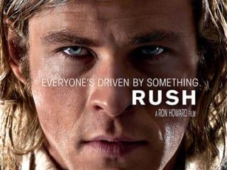 Rush Movie Poster Chris Hemsworth
