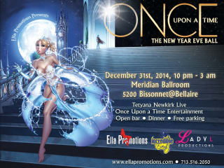 """Once Upon a Time"" New Year Eve Ball"