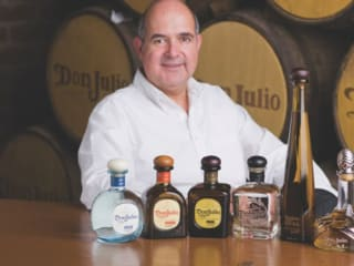 Tequila Luncheon with Don Julio's master distiller Enrique de Colsa