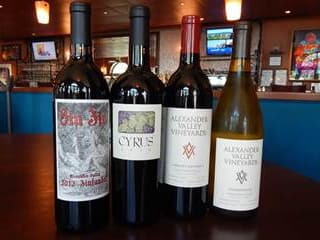 Alexander Valley Wine Dinner