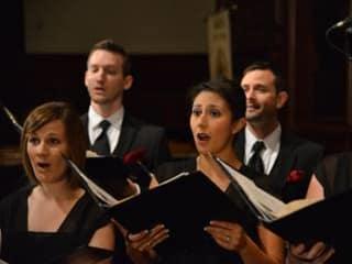 "Houston Chamber Choir presents ""Farewell to Arms"""