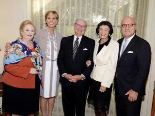 Virginia Chandler Dykes Leadership Award