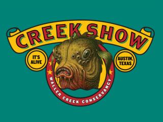 Creek Show: Light Night 2014