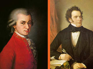 A Night with Mozart and Schubert