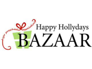 Hyer Preschool Association presents Happy Hollydays Bazaar