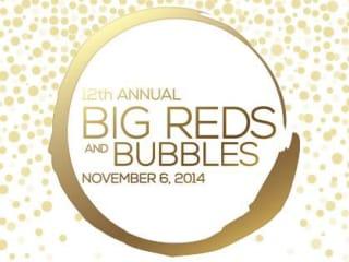 12th Annual Big Reds & Bubbles 2014