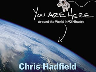 You Are Here book by Chris Hadfield