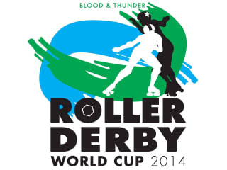 Blood & Thunder Roller Derby World Cup