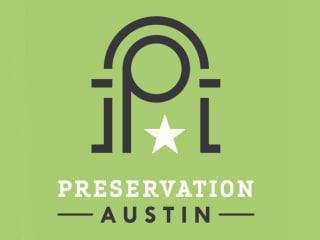 Preservation Austin 2014 Logo