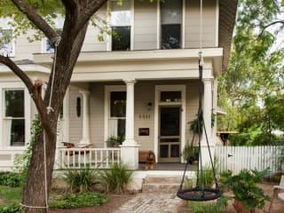 Strickland House - Historic Hyde Park Homes Tour 2014