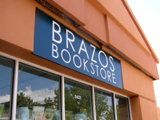 Places-Shopping-Brazos Bookstore front