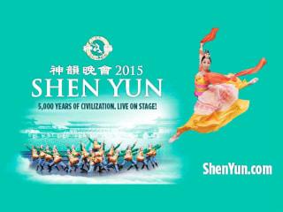 Shen Yun 2015