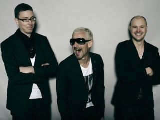Above & Beyond band
