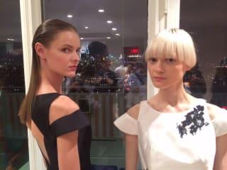 Valentina Kova designs at New York fashion week Sept 2014