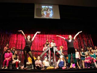 McCallum Fine Arts Academy - Choir Cabaret - A Knightly Holiday Concert 2014