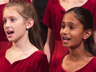 Conspirare Youth Choirs - The Heavens Unfastened - December 2014