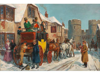 Alan Barnes Fine Art Gallery presents Christmas Sale