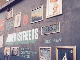 Art from the Streets 3D Mural 2014