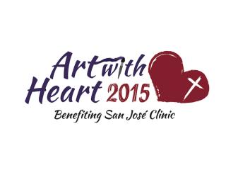 """Art with Heart "" benefiting San José Clinic"