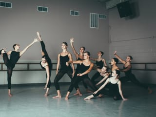 Houston Repertory Dance Ensemble and Amy Blake's Academy of Dance present the Eighth Annual Merging Forces Benefit Concert