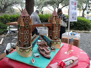 Sixth Annual Gingerbread Build-Off