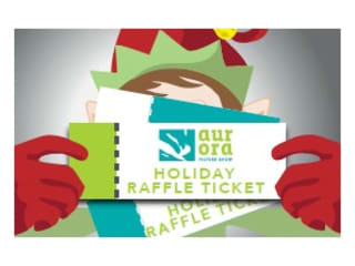 Aurora Holiday Party, Raffle and Silent Auction