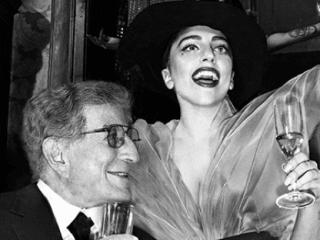 Tony Bennett & Lady Gaga in concert