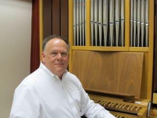 Robert Brewer organ recital