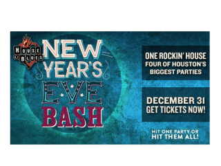 House of Blues New Year's Eve Bash