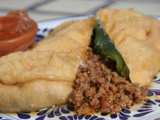 Sylvia's Enchilada Kitchen Cooking Class: Chiles Rellenos