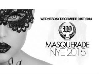 Masquerade NYE 2015