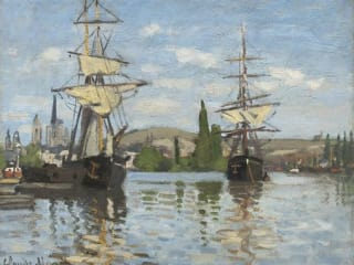 "MFAH Master Tours: ""Monet and the Seine: Impressions of a River"""