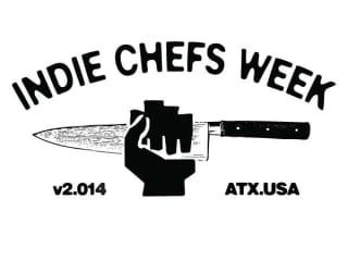 Indie Chefs Week 2015 logo