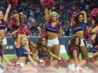 Houston Texans Cheerleader Tryouts
