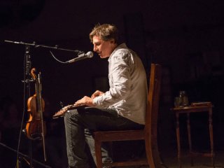 Second Saturday Concert presents Joe Crookston