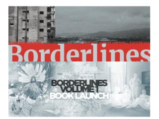 Voices Breaking Boundaries book launch: Borderlines Volume 1