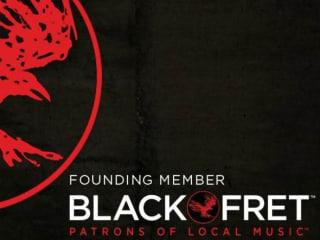 Black Fret_founding member logo
