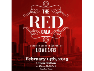 """The Red Gala - An Evening To Celebrate Love"" benefiting Love146"