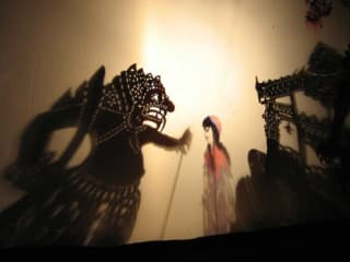 Asia Society Texas Center presents Wayang Kulit in The Shadow Play of Kelantan