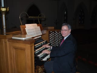 Moseley Memorial Music Series: Organist David Henning in recital