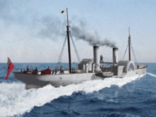 "Houston Maritime Museum Lecture: ""Civil War Blockade: Running on the Texas Gulf Coast"""