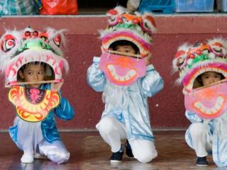 Asia Society Texas Center Creation Station: Lunar New Year