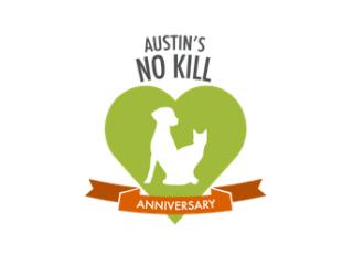 Austin Pets Alive_No kill anniversary logo_2015
