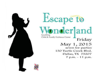 Child & Family Guidance Center presents Escape to Wonderland