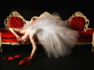 """""""The Red Shoes"""" by Dallas Neo-Classical Ballet"""
